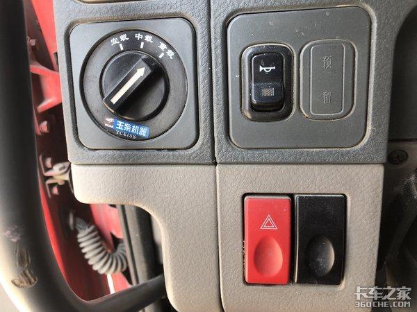 可靠玉柴动力,平台化驾驶室,为啥说柳汽M3单桥自卸车是个异类?