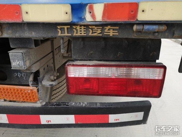 双排座可拉5人,货厢还能装工具,江淮帅铃Q3做养护用车很合适