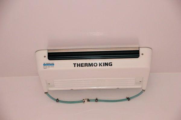 冷王機組+成熟底盤這款歐馬可冷藏車贊