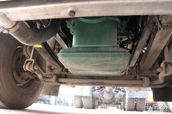 最新锡柴440马力燃气机靠谱吗?解放J6PLNG重卡来等你试驾体验