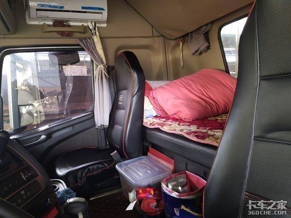 """拉砖车里的""""高富帅"""",变速箱就值6万多,带你看看现代创虎重卡"""