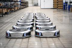 疫情启示:物流机器人如何助企业逆袭?