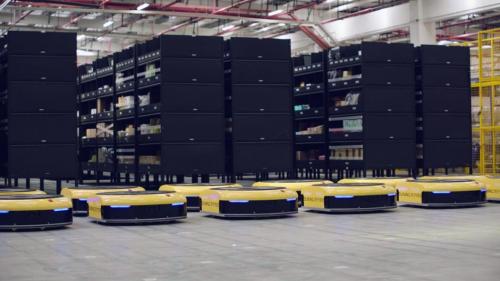 疫情启示:物流机器人如何助力企业逆流而上