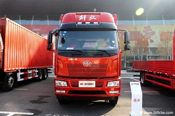 以优惠支持复工复产!五款三轴9米6载货车降价促销