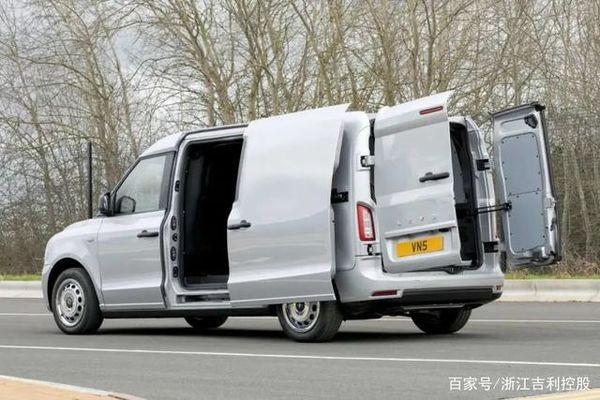 伦敦电动汽车上新!发布首款0排放封闭厢货