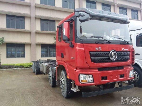 拉重货跑山路,为啥选择350马力陕汽X3000载货车?快来学习买车经验