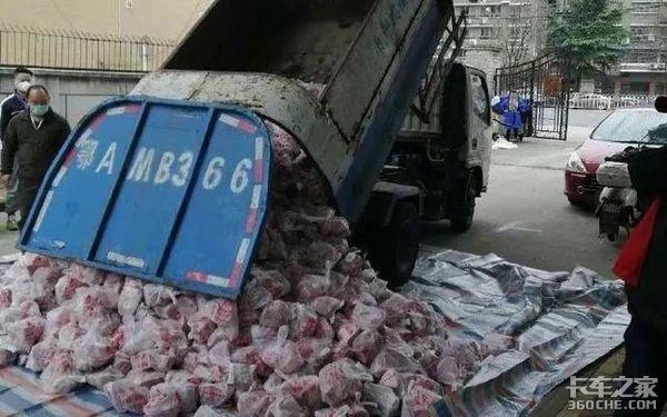 垃圾车也能送冻肉?冷链行业缺乏什么