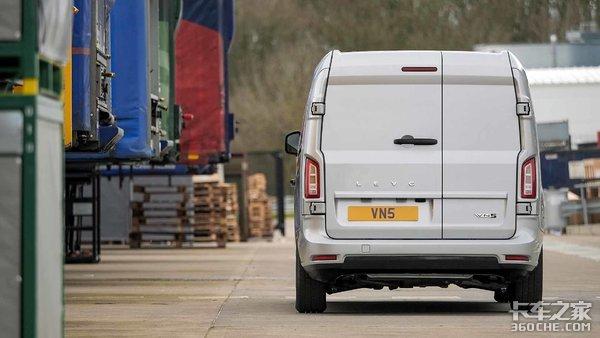 VN5货箱容积更大双源动力续航里程更强