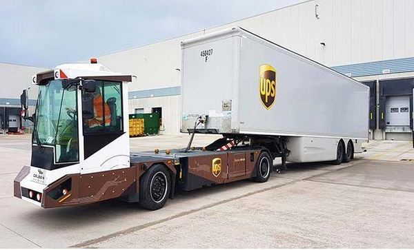 自动驾驶要颠覆运输业?UPS开始测试自动驾驶卡车