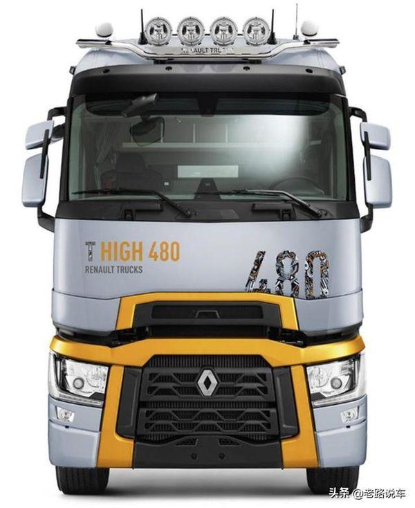细节提升!雷诺推出2020款T系、D系卡车