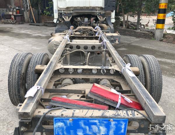 短途农产品运输小能手,便宜又好用,飞碟奥驰A2轻卡靠实力吸粉