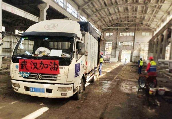 国家邮政局:快递企业累计运输防控物资11.96万吨
