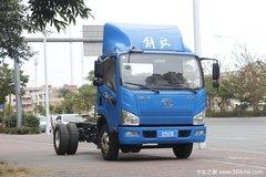 北京地区 优惠 0.6万 J6F载货车促销中