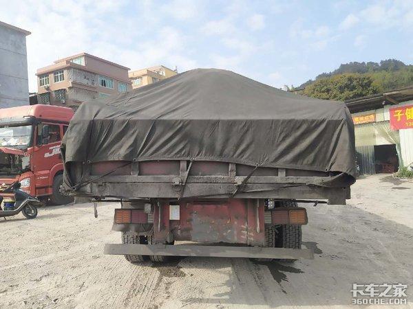 柳汽M5车主:动力虽然有点小,但跑高速标载,这台车还能再战几年