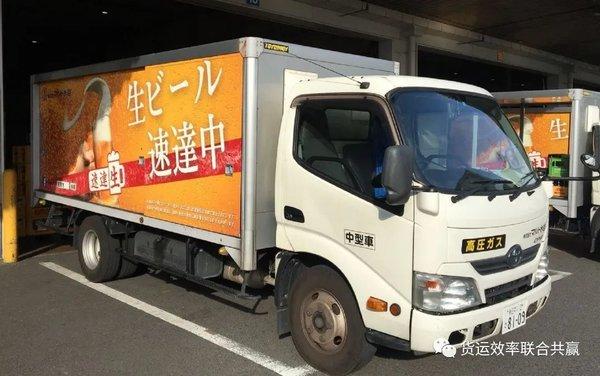 卡车的新衣车体广告的那些事卡友须知这可不能乱贴