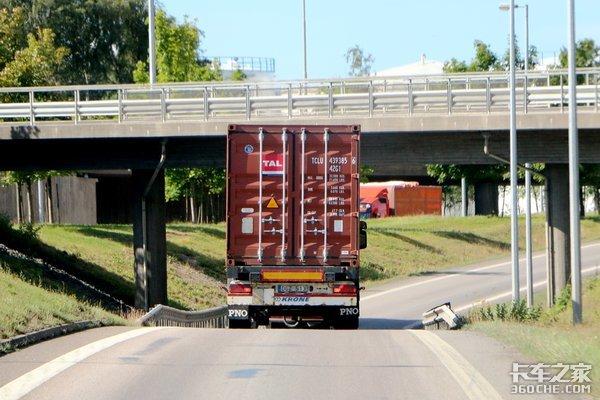 开卡车去欧洲送货?你的卡车满足这些要求,才能纵横欧亚大陆!