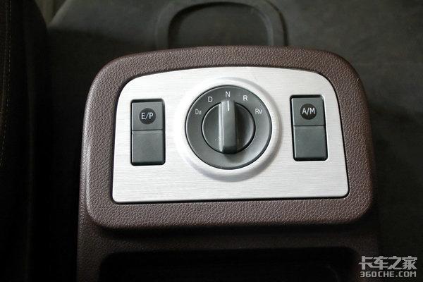 老司机选车(9):40-45万区间,大马力AMT6X4牵引车如何选?