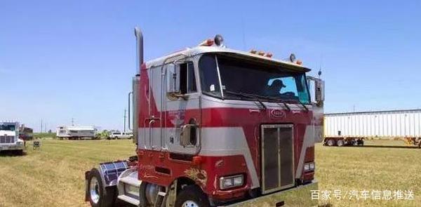 长头卡车为什么在中国很少见?这篇文章给了答案