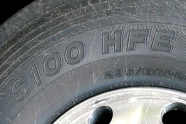 卡车小百科(18)轮胎上隐藏了什么秘密