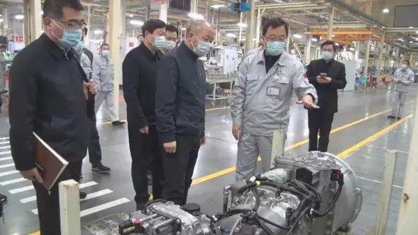 工信部:支持湖北汽车零部件企业复工
