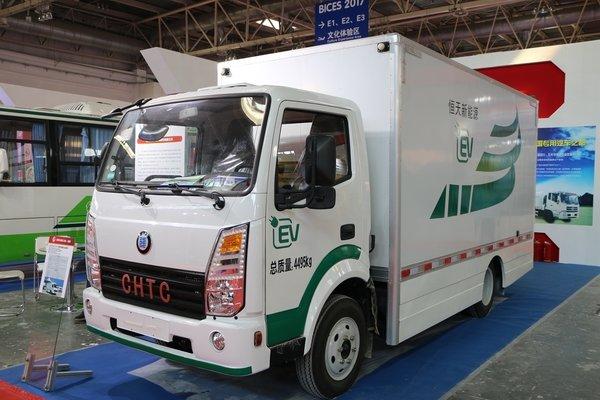 行业预测:2025年中国电动卡车年销量将达到13.9万辆