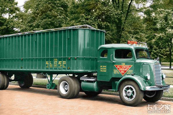 世界卡车史上的另类,马克EHUT外观太魔性,据说还曾立过战功
