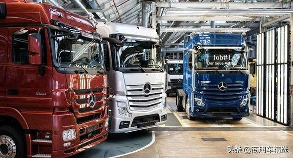 疫情蔓延戴姆勒欧洲停工两周奔驰卡车生产将受影响