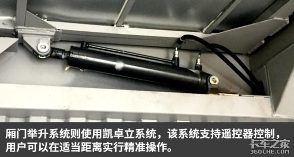 飞翼开启+112立方的中置轴列车这款南骏瑞宇K60G能装还高效!