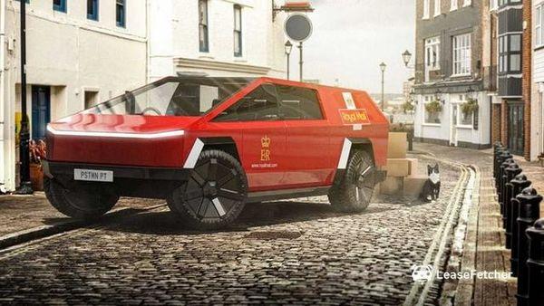 特斯拉皮卡特种车辆假想多种炫酷涂装
