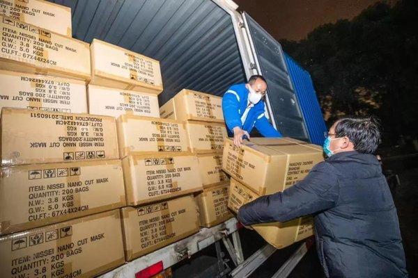 货车司机疫情期间多次千里送菜湖北鄂州寄来感谢信