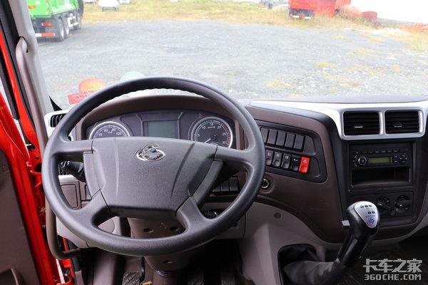 老司机选车(10):短途三轴自卸车如何选