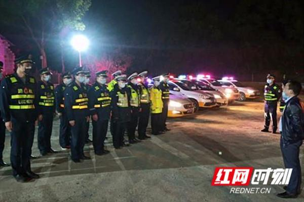 """长沙开展公路治超""""春雷""""行动查处违法超限车辆32台"""