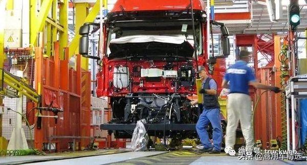 新冠来袭欧洲卡车受重创欧洲7大重卡品牌相继宣布停工或减产