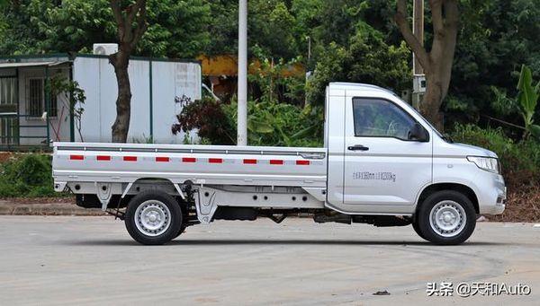 你有必要知道这件事卡车的驱动类型决定了车型和车辆外观