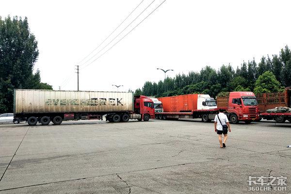 河南许昌:国道311线部分施工对货车采取限行,22日起实施
