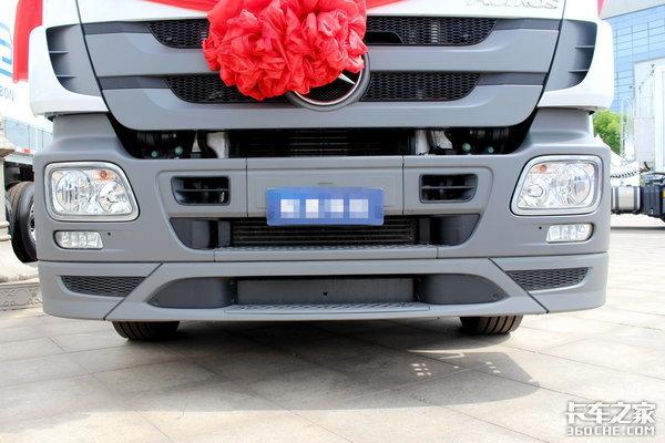 卡车新体验(2)奔驰ActrosMP3,你看到这台经典卡车还会心动吗?