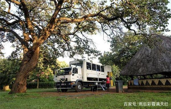 自驾3.5吨卡车开启穿越东非探险之旅!