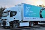 这就是科技!瑞典卡车无线充电路始运营