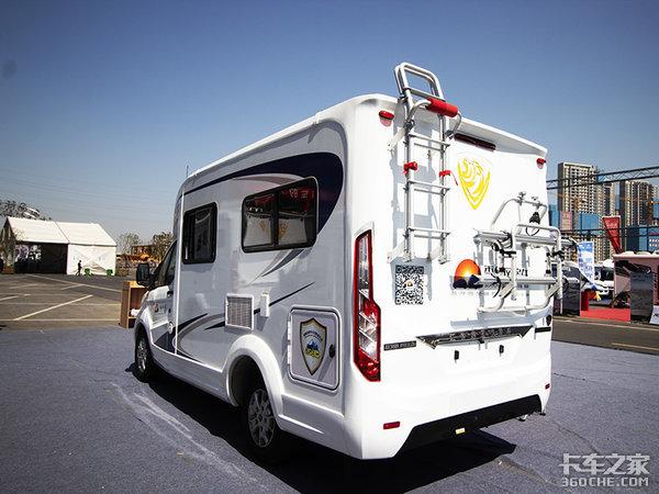 起售价36.8万江铃全顺T型房车值得入手