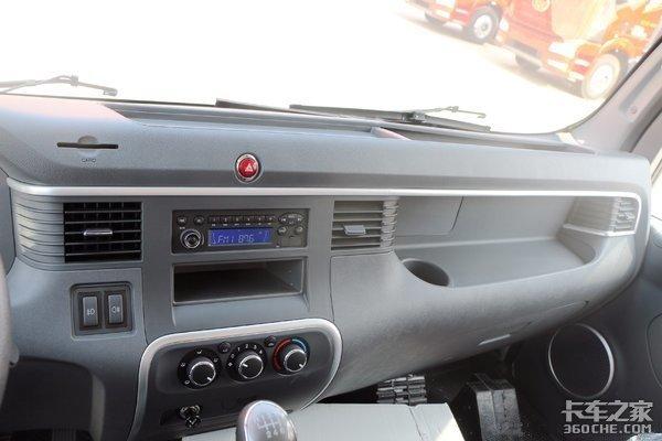 90后司机刚入行,买台省心的轻卡不容易,江淮骏铃V6可帮了大忙