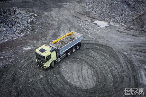 混凝土搅拌车可以更轻更环保值得学习