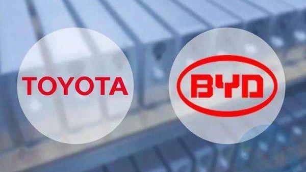 重磅新闻!比亚迪丰田电动车科技有限公司正式注册成立了!