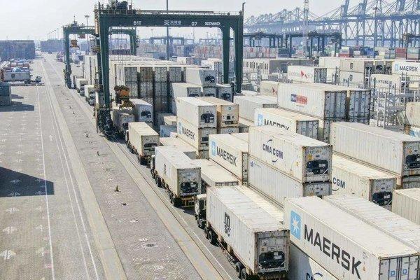 天津港:6月底前停止国三柴油车集疏港
