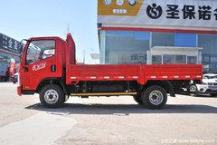 回馈客户 虎V载货车130马力仅售9.35万