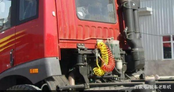 从硬座到气囊悬浮卡车驾驶室这些年的进化之路!