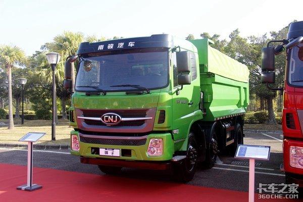 这几个品牌的自卸车真给力!广东热销自卸车型盘点
