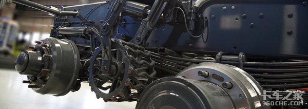 1140马力运输怪兽,在西苏混动卡车面前,论动力沃尔沃只能屈居第二