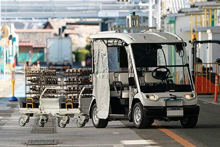 提供自动驾驶运输服务雅马哈与自动驾驶创企TierIV成立合资公司