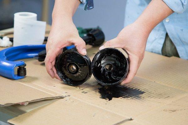 卡车小百科(26):锯末滤离心甩刮片刮千奇百怪过滤方式见过几个?