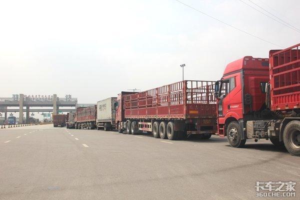 上海卡友注意!4月7日起龙吴路部分路段对大货车双向限行